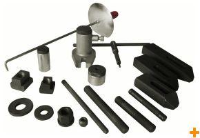 Various clamping tools